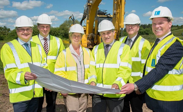£120MILLION WORCESTER SIX ON TRACK AS HIGHWAYS IMPROVEMENT WORK BEGINS